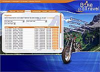 Webdesign-Agentur designbetrieb aus Essen launcht das Motorrad-Transport-Portal www.bike-travel-essen.de