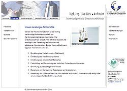 Webseite www.cors-experts.de durch designbetrieb relauncht