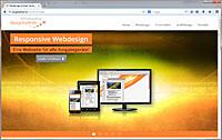 responsive webdesign von Werbeagentur Essen