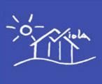 """Launch der Internetseiten www.hausviola.de inklusive Logoerstellung für """"Haus Viola"""" in Norddeich / Ostfriesland durch Webdesign-Agentur designbetrieb aus Essen"""
