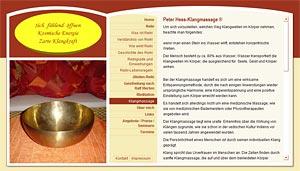 Launch der Internetseiten  www.geist-klang.de durch Essener Werbeagentur designbetrieb