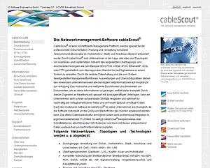 Redesign / Relaunch von JO Software Engineering GmbH www.josoftware.de durch Webdesign-Agentur designbetrieb aus Essen
