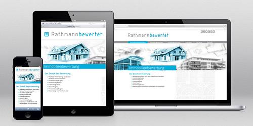 Launch von www.rathmann-bewertet.de im Responsive Webdesign