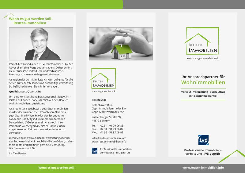Flyer Tim R. - Immobilien