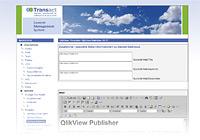 Umfangreicher Relaunch der Internetseiten www.transact.de durch Essener Werbeagentur designbetrieb