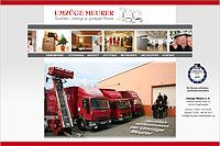 Webdesign-Agentur designbetrieb aus Essen launcht die Webseite www.umzuege-oberhausen.de für Umzüge Meurer e.K.